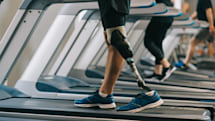 New prosthetic legs let amputees feel their foot and knee in real-time