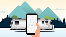AT&T will power Airstream RVs' smart controls and mobile internet