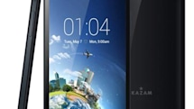 Former HTC execs equip latest Kazam budget phone with LTE