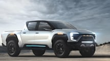 Nikola Motors unveils hybrid fuel-cell concept truck with 600-mile range