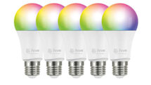 Hive takes on Hue with colour-changing light bulbs