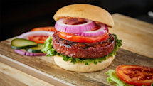 Nestle claims its plant-based Awesome Burger is healthier than rivals