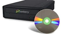 Cranberry DiamonDisc: the $35 DVD that'll last longer than your ghost