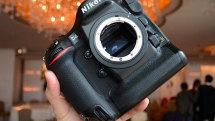 Nikon D4 hands-on and manufacturer sample images (video)
