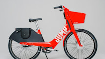Uber's new Jump e-bikes have swappable batteries