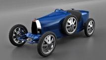Bugatti unveils a $33,000 EV for (rich) kids