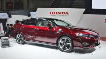 Honda's next-gen Clarity hydrogen cars land in California