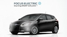 Ford's Focus Electric hits the production line, could be yours in January
