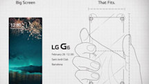 LG's G6 invite drops more hints about the 'Big Screen' phone
