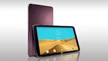 LG's latest 10-inch Android tablet comes with a sharper screen