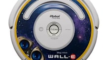 Roomba 530 Wall-E edition proves even robots are corrupted by money
