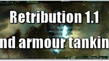 EVE Evolved: Retribution 1.1 and armour tanking