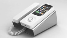 Desk Phone Dock promises to bring some landline charm to the iPhone