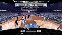 Put March Madness on your face with $3 VR livestreams