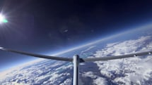 Perlan glider sets altitude record for unpowered flight