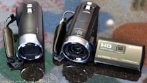 Sony announces seven HD Handycam camcorders at CES, priced from $230 to $1,500