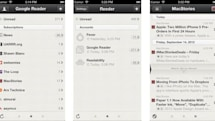 Reeder for iPhone goes free for now, gets Google Reader alternatives soon