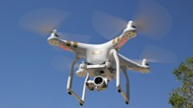 DJI's drone safety system has you signing up to fly in some areas