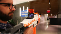Newest NERF blaster has baked in camera for capturing your foam firefights