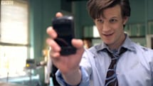 Screen Grabs: Blackberry Storm saves the world in new Doctor Who