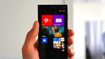 Path's Windows Phone beta app on the Lumia 1020 hands-on (video)