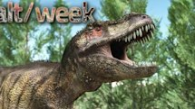 Alt-week 10.13.12: is the Universe a simulation, cloning dinosaurs and singing mice