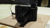 Sony's new HX99 compact camera does things your smartphone can't