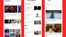 Flipboard TV is a video news service that costs $3 a month