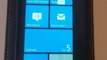 HTC HD2 spotted running Windows Phone 7, for real this time?