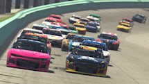 NASCAR's virtual race was the most-watched esports TV show to date