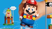 Lego's new sets put 'Super Mario Maker' in the real world
