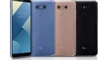LG's enhanced G6+ has more storage and premium sound