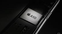 Apple unveils its quad-core A10 Fusion chip