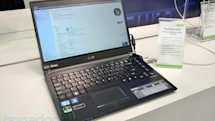 Acer TravelMate 8481 series laptop shown off with super thin bezel, or so you think