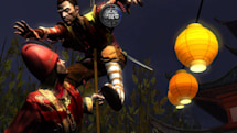 Deadliest Warrior: Legends lets players fight with fish and other weird weapons
