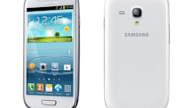 Samsung's Galaxy S III mini packs bags for November 8th UK arrival