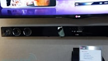 Eyes-on with LG's streaming Smart Sound Bar
