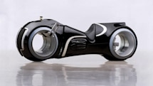 You can buy your own 'Tron' lightcycle (if you've got 40 grand)