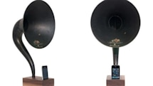 iVictrola amplifies your iPhone or iPod touch's awesomeness (video)