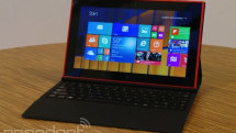 Nokia Lumia 2520 review: a good Windows tablet, not the best for typing