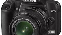 Canon's EOS Rebel XS / 1000D DSLR hits the test bench