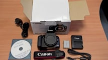 Canon Rebel T1i / 500D gets unboxed
