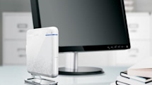 Lenovo debuts IdeaCentre D400 home server, 'world's thinnest' Q100 and Q110 nettops