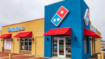 Domino's tests cashless stores and deliveries