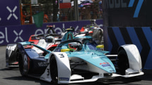 Formula E season suspended due to coronavirus fears