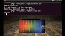 Google Glass rooted and hacked to run Ubuntu live at Google I/O