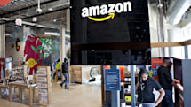 Amazon is shutting down its US pop-up stores