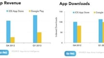 Google Play catching up with iOS App Store in volume, trails in revenue
