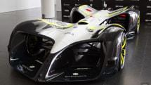 How Roborace is building driverless race cars