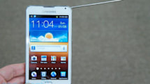 Samsung Galaxy Player 70 Dual Core hands-on (video)